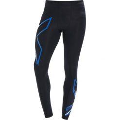 2XU ICE X COMPRESSION  Legginsy black. Spodnie sportowe męskie 2XU, z elastanu. Za 509.00 zł.