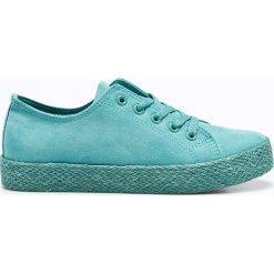 Answear - Buty Kylie Crazy. Niebieskie obuwie sportowe damskie ANSWEAR, z gumy. W wyprzedaży za 69.90 zł.