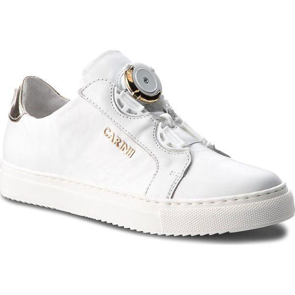 13a61b02 Sneakersy CARINII - B4396 G34-J16-000-B67 - Półbuty damskie marki ...