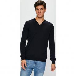 Joop! - Sweter. Czarne swetry przez głowę męskie JOOP!, z dzianiny. Za 459.90 zł.