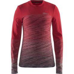Craft Koszulka damska Wool Comfort 2.0 CN LS Czerwona r. L  (1905341-452975). T-shirty damskie Craft. Za 198.08 zł.