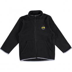 Kurtka polarowa w kolorze czarnym. Zielone kurtki i płaszcze dla chłopców marki Lego Wear Fashion, z bawełny, z długim rękawem. W wyprzedaży za 97.95 zł.