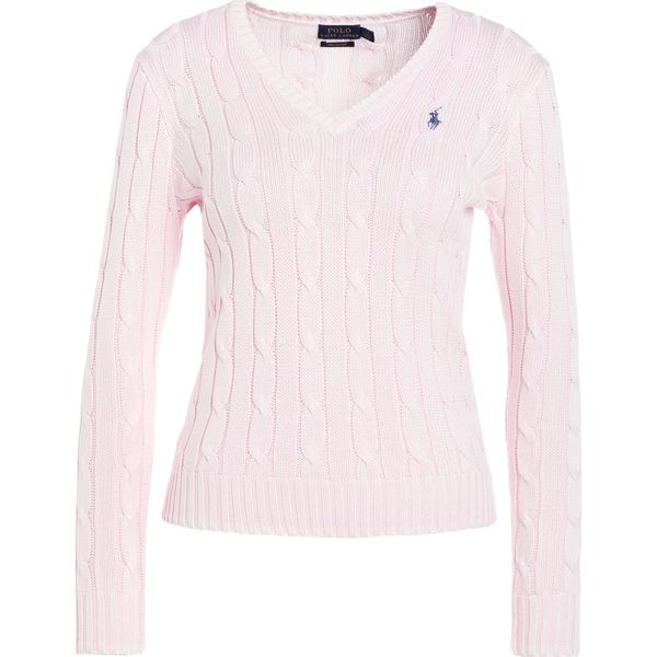 32e7672c6 Polo Ralph Lauren KIMBERLY Sweter capri pink - Swetry damskie Polo ...