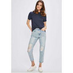 Tommy Jeans - Top. Topy damskie marki Tommy Jeans. W wyprzedaży za 129.90 zł.