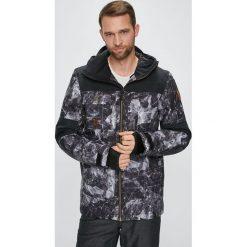 Quiksilver - Kurtka snowboardowa Arrow Wood. Czarne kurtki męskie Quiksilver, z poliesteru. Za 1,199.00 zł.