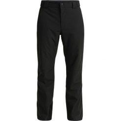 Ziener TEUVO  Spodnie narciarskie black. Spodnie snowboardowe męskie marki WED'ZE. W wyprzedaży za 431.20 zł.
