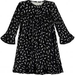 Sukienka w kolorze czarnym. Czarne sukienki dla dziewczynek Königsmühle. W wyprzedaży za 105.95 zł.