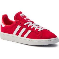 wysoka jakość Cena fabryczna wyprzedaż hurtowa Czerwone półbuty damskie Adidas, bez obcasa, bez zapięcia ...