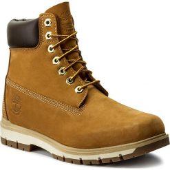 Trapery TIMBERLAND - Radford 6 Boot Wp A1JHF/TB0A1JHF2311 Wheat. Brązowe śniegowce i trapery męskie Timberland, z gumy. W wyprzedaży za 679.00 zł.