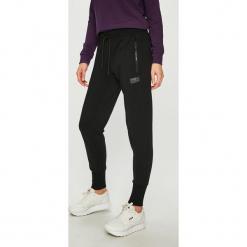 New Balance - Spodnie. Szare spodnie materiałowe damskie New Balance, z bawełny. Za 249.90 zł.