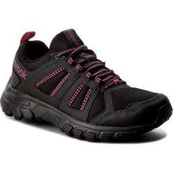 Buty Reebok - Dmxride Comfort Rs 3.0 M45552 Black/Gravel/Pink. Czarne obuwie sportowe damskie Reebok, z materiału. W wyprzedaży za 199.00 zł.