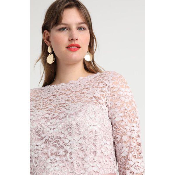 5dc5680a5 Swing Curve Sukienka koktajlowa rose smoke - Sukienki damskie marki ...