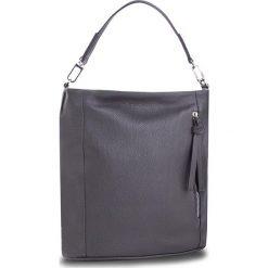 Torebka CREOLE - K10561 Szary. Szare torebki do ręki damskie Creole, ze skóry. Za 309.00 zł.