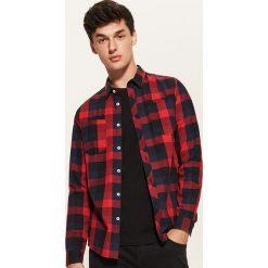 Koszula w kratę - Wielobarwn. Koszule męskie marki House. W wyprzedaży za 49.99 zł.
