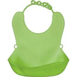 Super miękki śliniak zielony (BIB003). Zielone śliniaki dla dzieci IBaby. Za 15.10 zł.