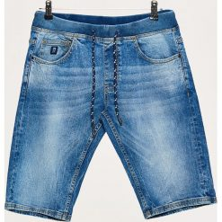 Jeansowe szorty - Niebieski. Szorty damskie marki KIPSTA. W wyprzedaży za 79.99 zł.