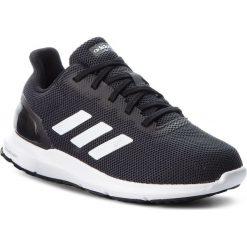 Buty adidas - Cosmic 2 B44880 Carbon/Ftwwht/Cblack. Czarne buty sportowe męskie Adidas, z materiału. W wyprzedaży za 199.00 zł.