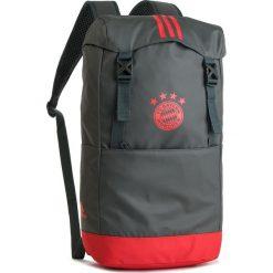 Plecak adidas - Fcb BP DU2000 Utivy/Red. Szare plecaki damskie Adidas, z materiału. Za 179.00 zł.