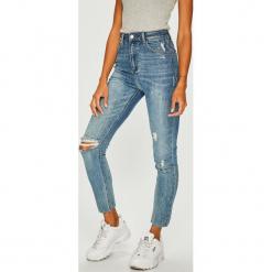Tally Weijl - Jeansy. Niebieskie jeansy damskie TALLY WEIJL. Za 169.90 zł.