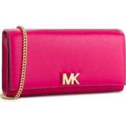 Torebka MICHAEL MICHAEL KORS - Mott 30S8GOXC7L  Ultra Pink. Czerwone torebki do ręki damskie MICHAEL Michael Kors, ze skóry. Za 989.00 zł.