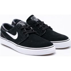 Nike Sportswear - Buty Zoom Stefan Janoski. Czarne buty sportowe męskie Nike Sportswear, z gumy. W wyprzedaży za 299.90 zł.