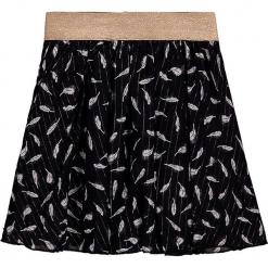Spódnica w kolorze złoto-czarnym. Czarne spódniczki dla dziewczynek Königsmühle. W wyprzedaży za 95.95 zł.