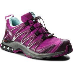 Buty SALOMON - Xa Pro 3D Gtx GORE-TEX 404723 23 V0 Hollyhock/Dark Purple/Eggshell Blue. Fioletowe obuwie sportowe damskie Salomon, z gore-texu. W wyprzedaży za 489.00 zł.
