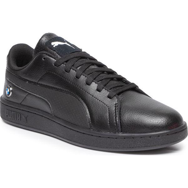 Sneakersy PUMA BMW MMS Smash V2 306450 03 Puma BlackPuma Black