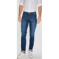 Trussardi Jeans - Jeansy. Niebieskie jeansy męskie TRUSSARDI JEANS. W wyprzedaży za 349.90 zł.