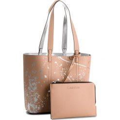 Torebka CALVIN KLEIN - Inside Out Med Shopp K60K604378 905. Czerwone torebki do ręki damskie Calvin Klein, ze skóry ekologicznej. Za 599.00 zł.