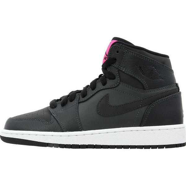b5a8d6e39ede2 Nike Buty damskie Jordan Girl`s Air 1 Retro High Shoe czarne r. 36 ...