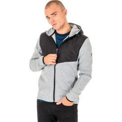 Outhorn Bluza męska Active Comfy Zip szara r. M ( HOZ17-BLM605). Bluzy męskie marki KALENJI. Za 125.39 zł.