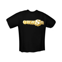GamersWear OWNER T-Shirt Black (S)  (5927-S). Czarne t-shirty i topy dla dziewczynek GamersWear. Za 56.80 zł.