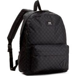 Plecak VANS - Old Skool II Ba VN000ONIBA5 615. Czarne plecaki damskie Vans, z materiału, sportowe. Za 119.00 zł.