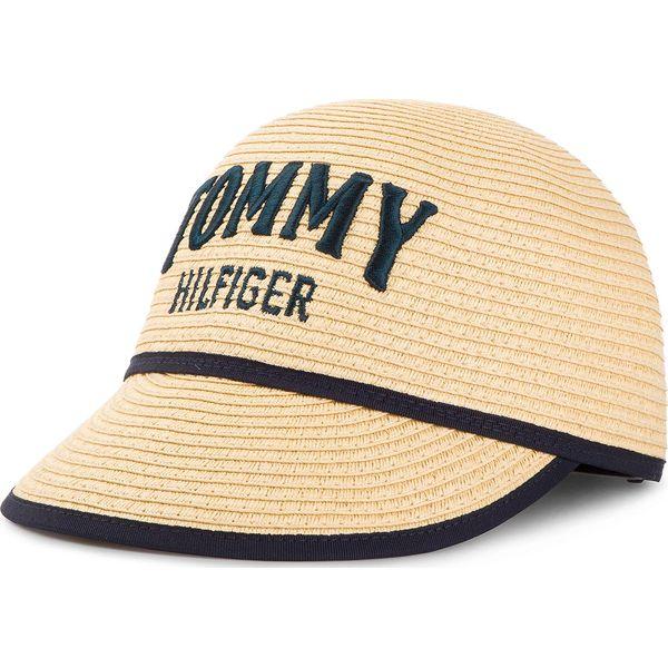 7184b3d872cfc Czapki i kapelusze damskie marki Tommy Hilfiger - Kolekcja wiosna 2019 -  Chillizet.pl