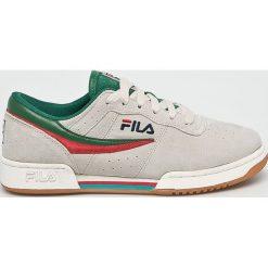 Fila - Buty Original Fitness S. Szare buty sportowe męskie Fila. W wyprzedaży za 319.90 zł.