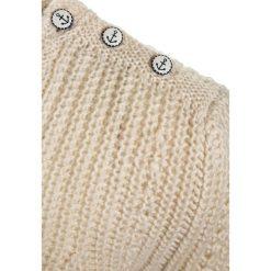Polo Ralph Lauren FASHION  Sweter cream. Swetry dla dziewczynek Polo Ralph Lauren, z bawełny, polo. Za 439.00 zł.
