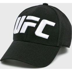 Reebok - Czapka. Czarne czapki i kapelusze męskie Reebok. Za 119.90 zł.