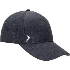 Czapka męska CAM600 - ciemny szary melanż - Outhorn. Szare czapki i kapelusze męskie Outhorn. Za 29.99 zł.