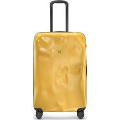 Walizka Icon duża matowa żółta. Walizki męskie Crash Baggage. Za 1,120.00 zł.