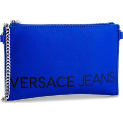 Torebka VERSACE JEANS - E3VSBPBB 70709 202. Niebieskie torebki do ręki damskie Versace Jeans, z jeansu. W wyprzedaży za 259.00 zł.