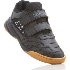 Buty sportowe Kappa bonprix czarno-szary. Buty sportowe chłopięce marki bonprix. Za 54.99 zł.