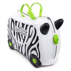 Trunki Walizeczka Jeżdżąca Zwierzątko Zebra. Walizki męskie Trunki, z motywem zwierzęcym. Za 169.00 zł.