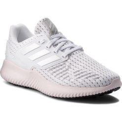 Buty adidas - Alphabounce Rc.2 CG5594 Ftwwht/Silvmt/Orctin. Białe obuwie sportowe damskie Adidas, z materiału. W wyprzedaży za 239.00 zł.