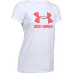 Under Armour Koszulka damska Sportstyle Crew biała r. M (1298611-100). T-shirty damskie Under Armour. Za 75.80 zł.