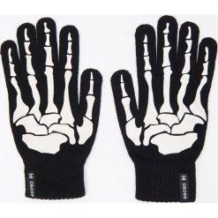 Rękawiczki świecące w ciemności - Czarny. Rękawiczki męskie marki FOUGANZA. Za 29.99 zł.