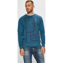 Pepe Jeans - Bluza. Szare bluzy męskie Pepe Jeans, z nadrukiem, z bawełny. W wyprzedaży za 229.90 zł.