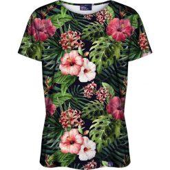 Colour Pleasure Koszulka damska CP-030 158 zielona r. M/L. T-shirty damskie Colour Pleasure. Za 70.35 zł.