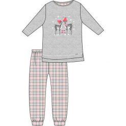 Piżama Kids Girl 780/93 Winter Day szara r. 128. Szare bielizna dla dziewczynek Cornette. Za 51.73 zł.