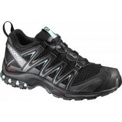 Salomon Buty Do Biegania Xa Pro 3d W Black/Magnet/Fair Aqua 42.0. Czarne obuwie sportowe damskie Salomon. W wyprzedaży za 369.00 zł.